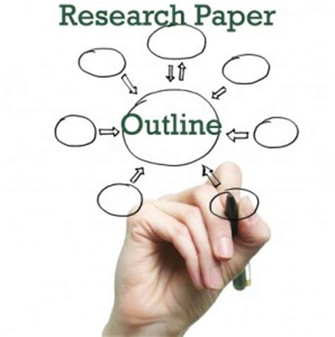 The Basic Outline of a Paper - Crestmont